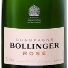 Champ. Bollinger Rosé 750ml